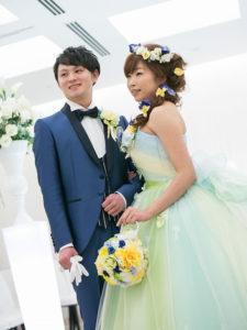 中村允人さん 樹知さん ご夫妻:2017年5月5日