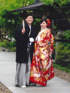 工藤健太さん 茉奈美さん ご夫妻:2017年9月10日
