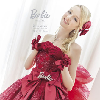 Barbie BRIDAL:ローズリボン