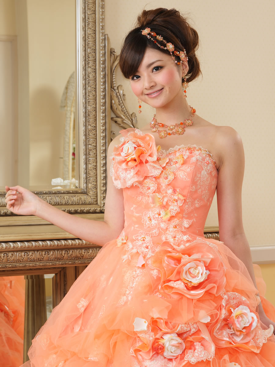 佐々木 希 collection:オレンジチュール