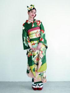 C-2001 小琴 緑(2)