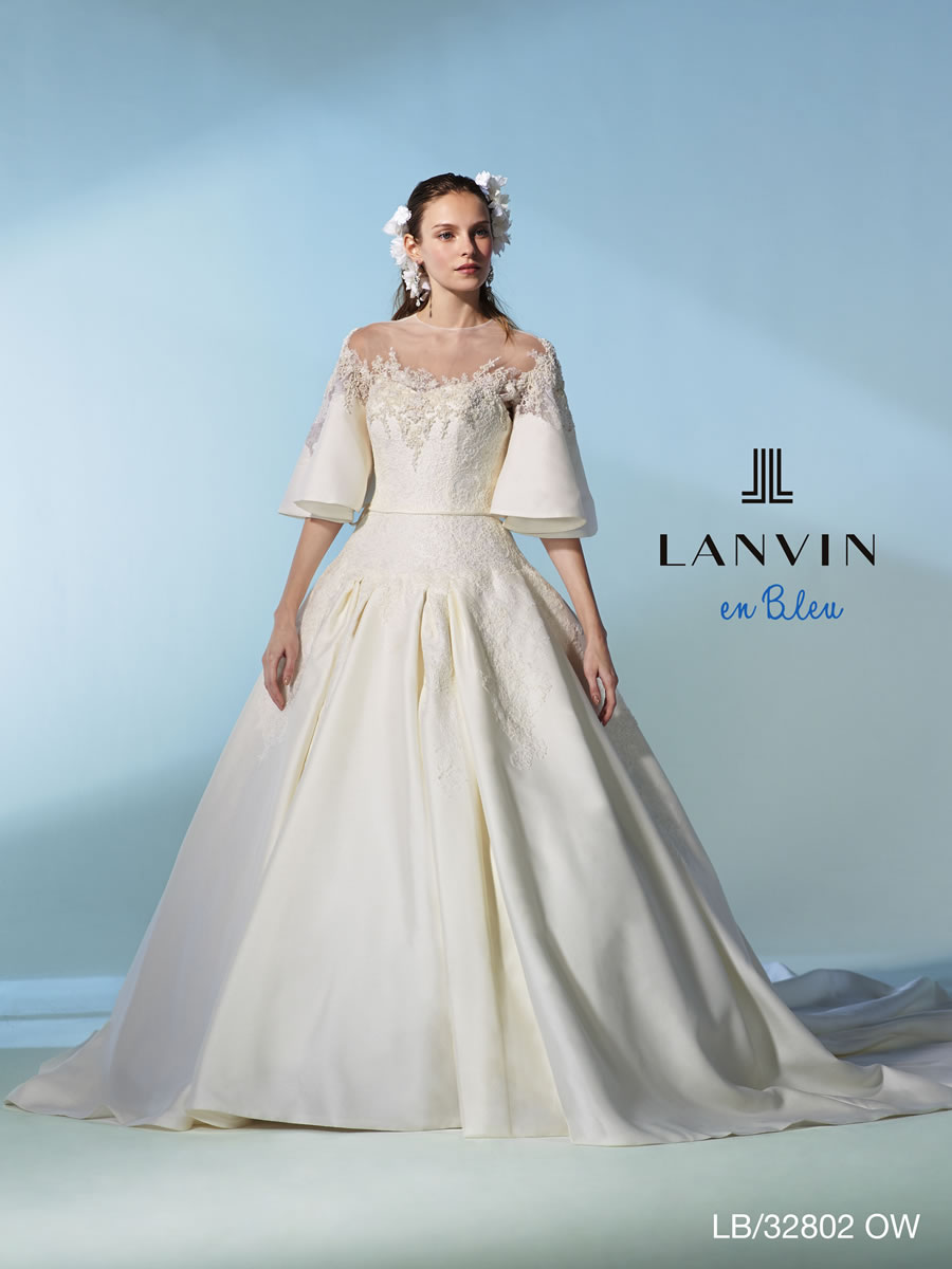 LANVIN en Bleu:ランバン