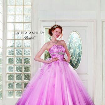 LAURA ASHLEY:ピンクアシュレイ