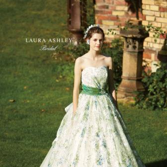 LAURA ASHLEY:グリーンアシュレイ