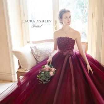 LAURA ASHLEY:ワインアシュレイ