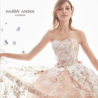 HARDY AMIES ピンクエイミス