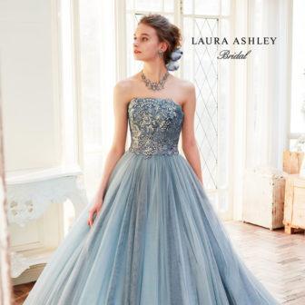 LAURA ASHLEY:ブルーアシュレイ