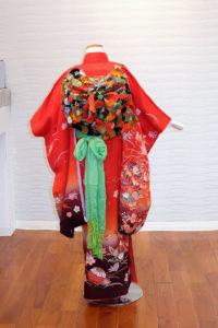 5400-011-00L:赤黒青海波モダン:¥15,000(税別)
