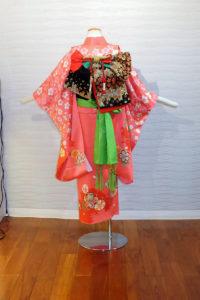 5400-029-00M:ピンク赤花柄:¥20,000(税別)