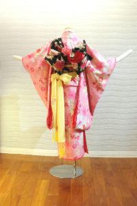 5400-033-000:松田聖子ピンク地花柄:¥25,000(税別)