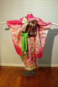 5400-045-00M:花うさぎ ローズピンク:¥20,000(税別)
